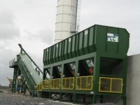 KS60 CBM Stabilisation plant supplied for N6 project in Galway, Ireland