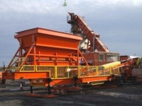 BG Europa Mobile RAP Feeder completes airport duties successfully.