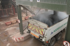 BG Europa supply new hot storage system to Westleigh Asphalt Plant