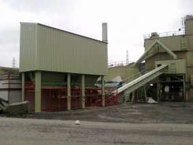Incorporation of Recycled Asphalt Products in a Batch Mix Plant