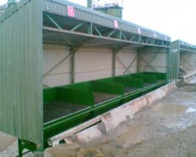 Cold Aggregate Feed Systems