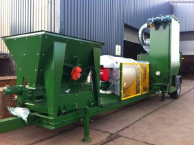 SD 1.0 Mobile Parallel Flow Dryer