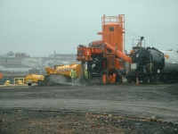 Mobile KSF Foam Mix Plant